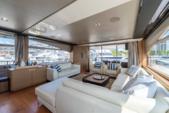 88 ft. Princess 88' Motor Yacht Boat Rental Miami Image 8