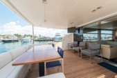 88 ft. Princess 88' Motor Yacht Boat Rental Miami Image 19