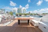 88 ft. Princess 88' Motor Yacht Boat Rental Miami Image 20