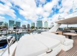 88 ft. Princess 88' Motor Yacht Boat Rental Miami Image 22
