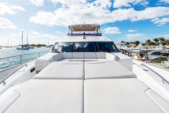 88 ft. Princess 88' Motor Yacht Boat Rental Miami Image 23