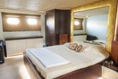 90 ft. Tecnomar Cruiser Boat Rental Miami Image 7