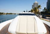 90 ft. Tecnomar Cruiser Boat Rental Miami Image 3