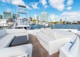 88 ft. Princess 88' Motor Yacht Boat Rental Miami Image 24
