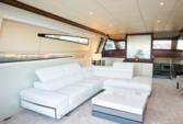 90 ft. Tecnomar Cruiser Boat Rental Miami Image 11