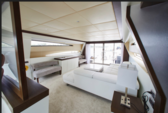 90 ft. Tecnomar Cruiser Boat Rental Miami Image 13