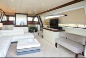 90 ft. Tecnomar Cruiser Boat Rental Miami Image 14