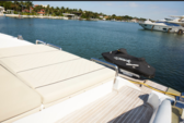 90 ft. Tecnomar Cruiser Boat Rental Miami Image 6