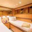 92 ft. Mangusta 92 Cruiser Boat Rental Miami Image 12