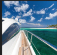 92 ft. Mangusta 92 Cruiser Boat Rental Miami Image 4