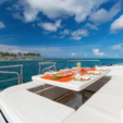 92 ft. Mangusta 92 Cruiser Boat Rental Miami Image 7