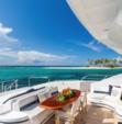 92 ft. Mangusta 92 Cruiser Boat Rental Miami Image 8