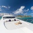 92 ft. Mangusta 92 Cruiser Boat Rental Miami Image 5