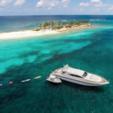 92 ft. Mangusta 92 Cruiser Boat Rental Miami Image 3