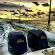 30 ft. Contender Boats 27 Open Center Console Boat Rental The Keys Image 6