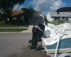 21 ft. Sea Fox 216 DC Pro Bow Rider Boat Rental West Palm Beach  Image 6