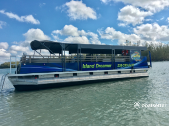 Rent a Premier Marine pontoon in Naples, FL near me