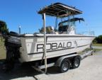 21 ft. Robalo 2120 Center Console Merc Center Console Boat Rental Sarasota Image 1