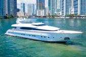 105 ft. Maiora 105´Yacht Mega Yacht Boat Rental Miami Image 4