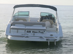 22 ft. Sea Ray Boats 220 Sundeck  Deck Boat Boat Rental Fort Myers Image 7