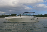 22 ft. Sea Ray Boats 220 Sundeck  Deck Boat Boat Rental Fort Myers Image 1