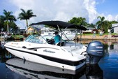 21 ft. Hurricane Boats SD 217 w/F150XA Deck Boat Boat Rental Fort Myers Image 2