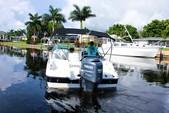 21 ft. Hurricane Boats SD 217 w/F150XA Deck Boat Boat Rental Fort Myers Image 8