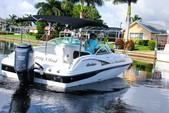 21 ft. Hurricane Boats SD 217 w/F150XA Deck Boat Boat Rental Fort Myers Image 9