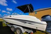 24 ft. Hurricane Boats FD 237 Deck Boat Boat Rental Fort Myers Image 1