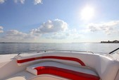24 ft. Hurricane Boats FD 237 Deck Boat Boat Rental Fort Myers Image 3