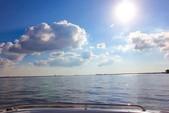24 ft. Hurricane Boats FD 237 Deck Boat Boat Rental Fort Myers Image 4