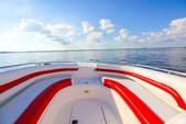 24 ft. Hurricane Boats FD 237 Deck Boat Boat Rental Fort Myers Image 5
