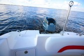 24 ft. Hurricane Boats FD 237 Deck Boat Boat Rental Fort Myers Image 7