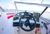 24 ft. Hurricane Boats FD 237 Deck Boat Boat Rental Fort Myers Image 9