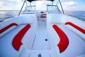 24 ft. Hurricane Boats FD 237 Deck Boat Boat Rental Fort Myers Image 11