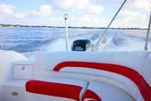 24 ft. Hurricane Boats FD 237 Deck Boat Boat Rental Fort Myers Image 12