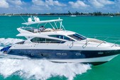 68 ft. 68 Sunseeker Manhattan Motor Yacht Boat Rental Miami Image 4