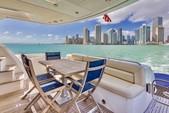 68 ft. 68 Sunseeker Manhattan Motor Yacht Boat Rental Miami Image 12