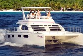47 ft. Leopard 474 power catamaran Catamaran Boat Rental Miami Image 30