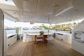 83 ft. Ferretti 83 Motor Yacht Boat Rental Miami Image 4