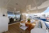 83 ft. Ferretti 83 Motor Yacht Boat Rental Miami Image 5
