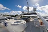 83 ft. Ferretti 83 Motor Yacht Boat Rental Miami Image 6