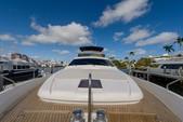 83 ft. Ferretti 83 Motor Yacht Boat Rental Miami Image 1