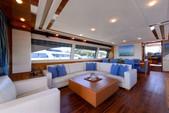 83 ft. Ferretti 83 Motor Yacht Boat Rental Miami Image 8