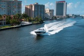 65 ft. Sunseeker Predator Express Cruiser Boat Rental Miami Image 1