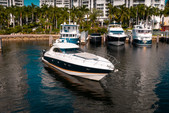 65 ft. Sunseeker Predator Express Cruiser Boat Rental Miami Image 2