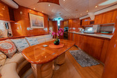 65 ft. Sunseeker Predator Express Cruiser Boat Rental Miami Image 5