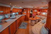 65 ft. Sunseeker Predator Express Cruiser Boat Rental Miami Image 9