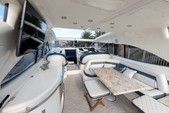 65 ft. Sunseeker Predator Express Cruiser Boat Rental Miami Image 13
