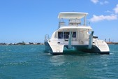 47 ft. Leopard 474 power catamaran Catamaran Boat Rental Miami Image 3